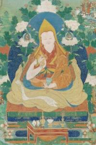 Пятый Далай-лама Лобсанг Гьяцо