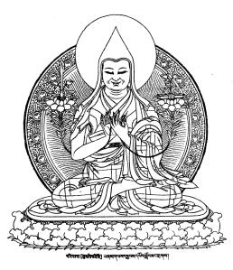 Лама Дже Цонкапа