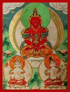 Buddha Amitayus 00-8